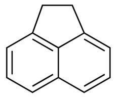 Chemical Structure for Acenaphthene Solution