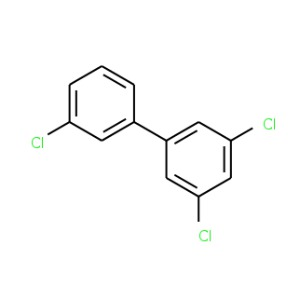 Chemical Structure for Arochlor 1016 Solution