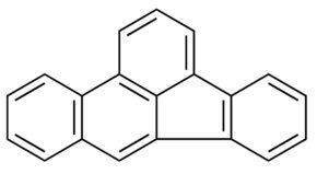 Chemical Structure for Benzo(b)fluoranthene Solution