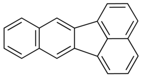 Chemical Structure for Benzo(k)fluoranthene Solution