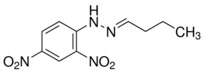 Chemical Structure for Butyraldehyde (DNPH Derivative) Solution