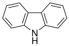 Chemical Structure for Carbazole Solution