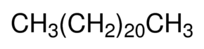 Chemical Structure for n-Docosane Solution