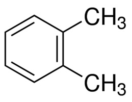 Chemical Structure for o-Xylene Solution