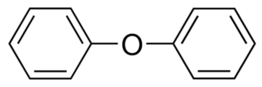 Chemical Structure for Phenyl ether Solution