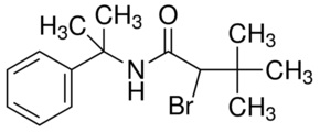 Chemical Structure for Bromobutide Solution