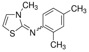 Chemical Structure for Cymiazole Solution