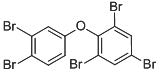 Chemical Structure for 2,3',4,4',6-Pentabromodiphenyl ether (BDE-119) Solution