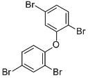 Chemical Structure for 2,2',4,5'-Tetrabromodiphenyl ether (BDE-49) Solution